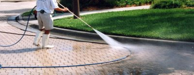 Pressure Cleaning Canberra
