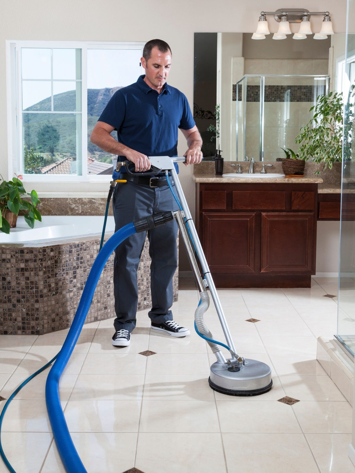 Grout Cleaning Canberra