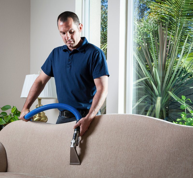 Professional Upholstery Cleaning in Canberra